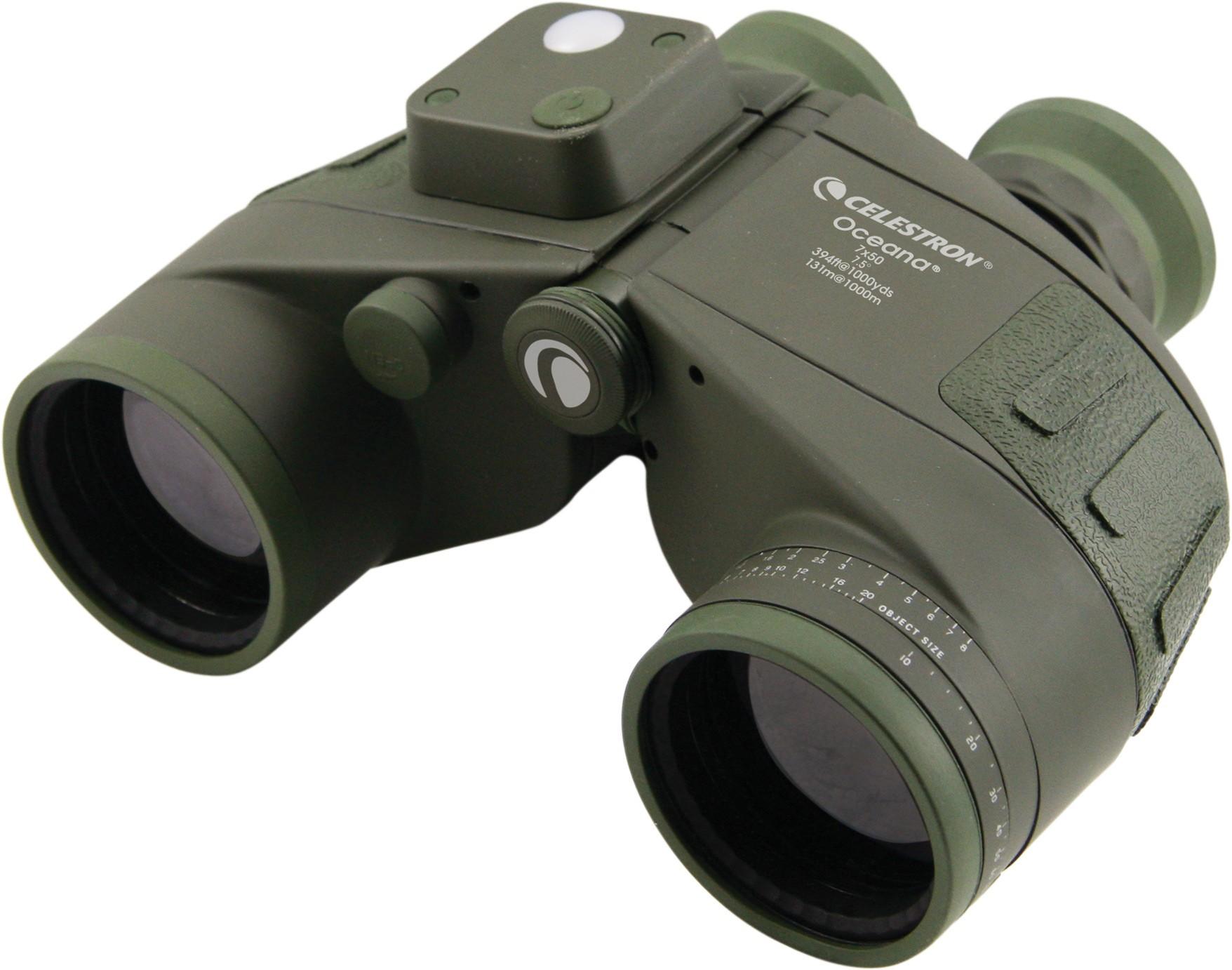 military binoculars celestron oceana 7x50