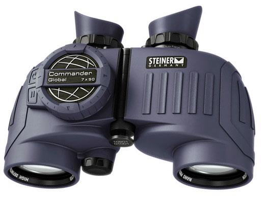 marine binoculars compass
