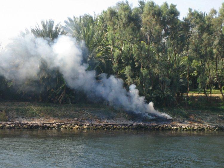 Как подать сигнал с помощью дыма