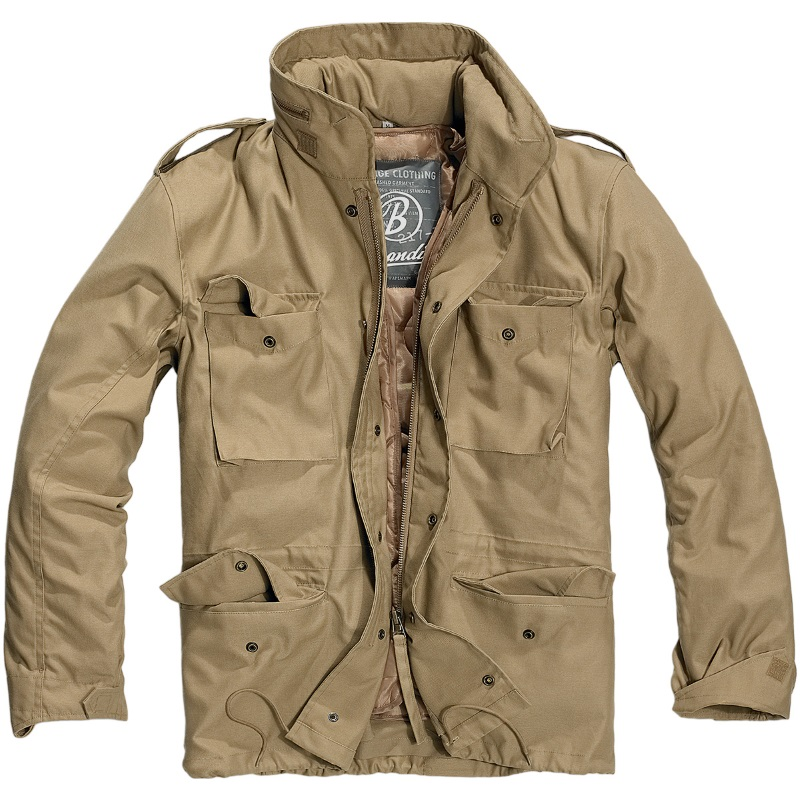 Зарубежная зимняя военная куртка
