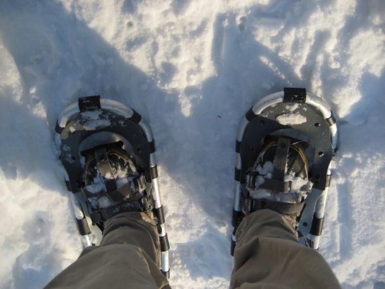 Выбор обуви для походов в зимнее время года