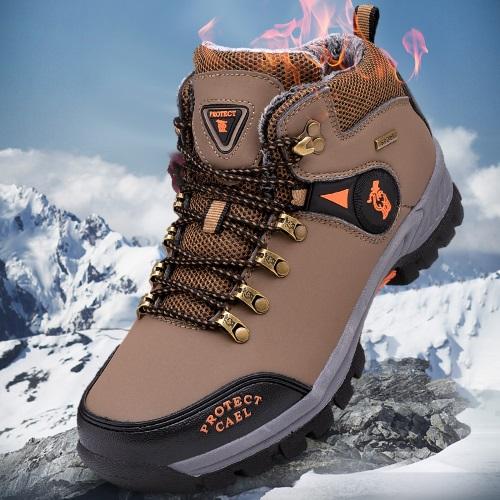 Современная комфортная обувь для походов в горы